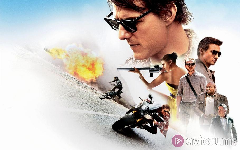 Mission: Impossible - Rogue Nation 4K Blu-ray Review