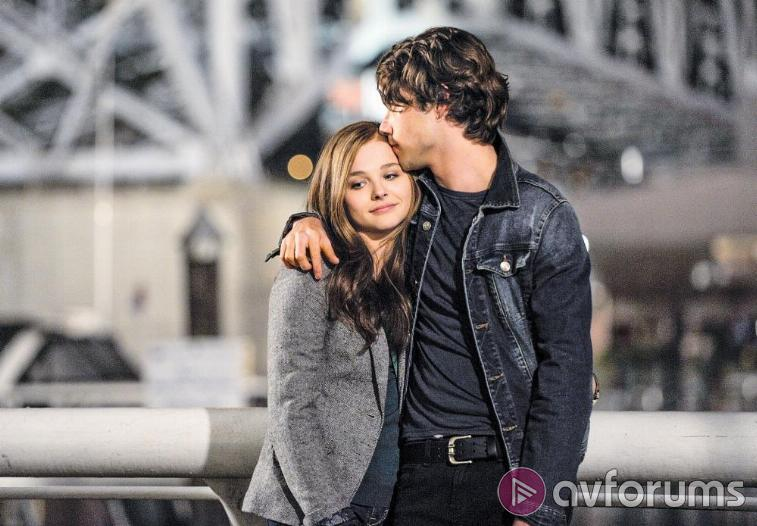 If I Stay Blu-ray Picture Quality