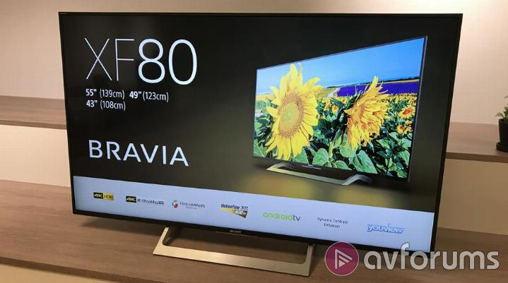 sony launch 2018 oled and lcd tv line up for uk avforums. Black Bedroom Furniture Sets. Home Design Ideas