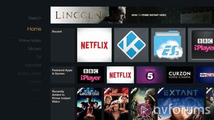 how to connect prime video on the amazon fire stick