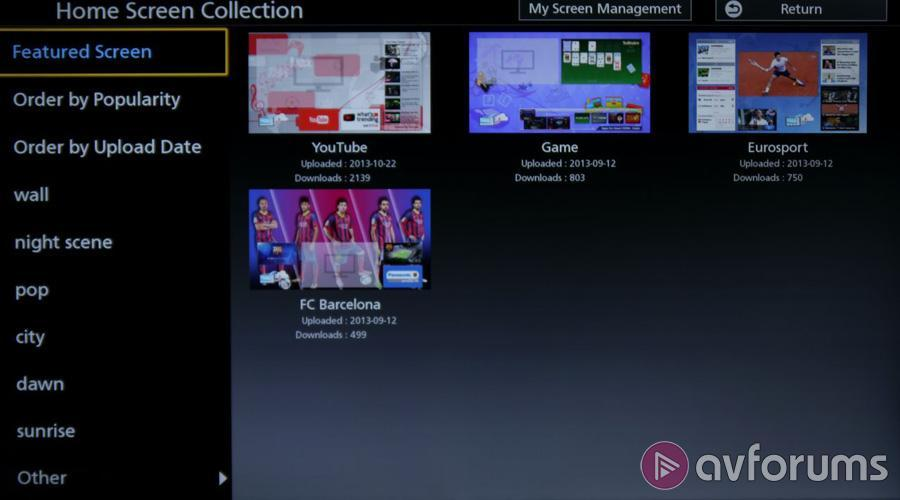 panasonic smart tv how to add apps