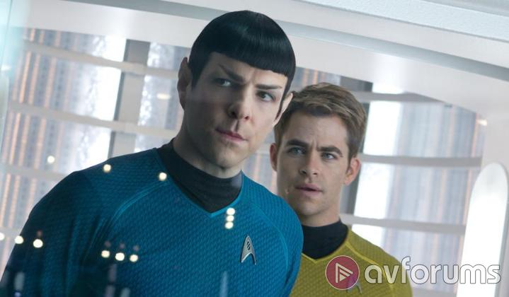 Star Trek Into Darkness Picture Quality