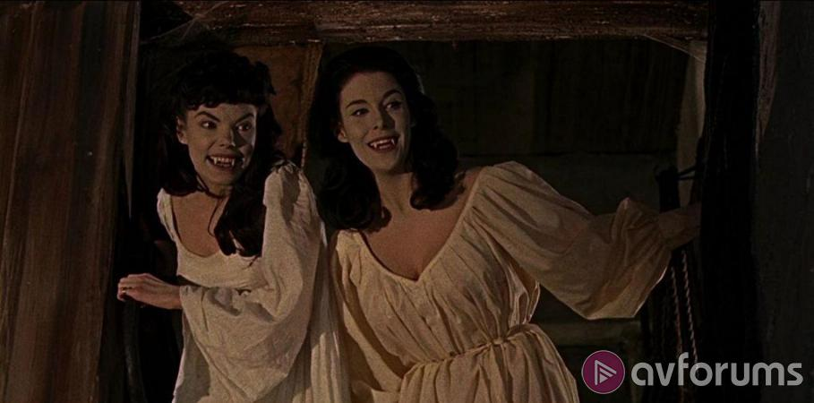 The Brides of Dracula Review