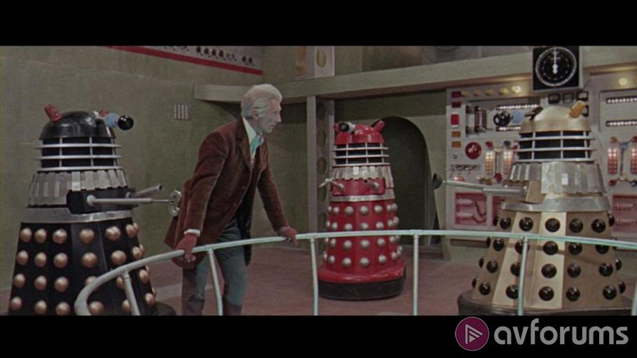 Daleks Invasion Earth 2150 A.D. Review