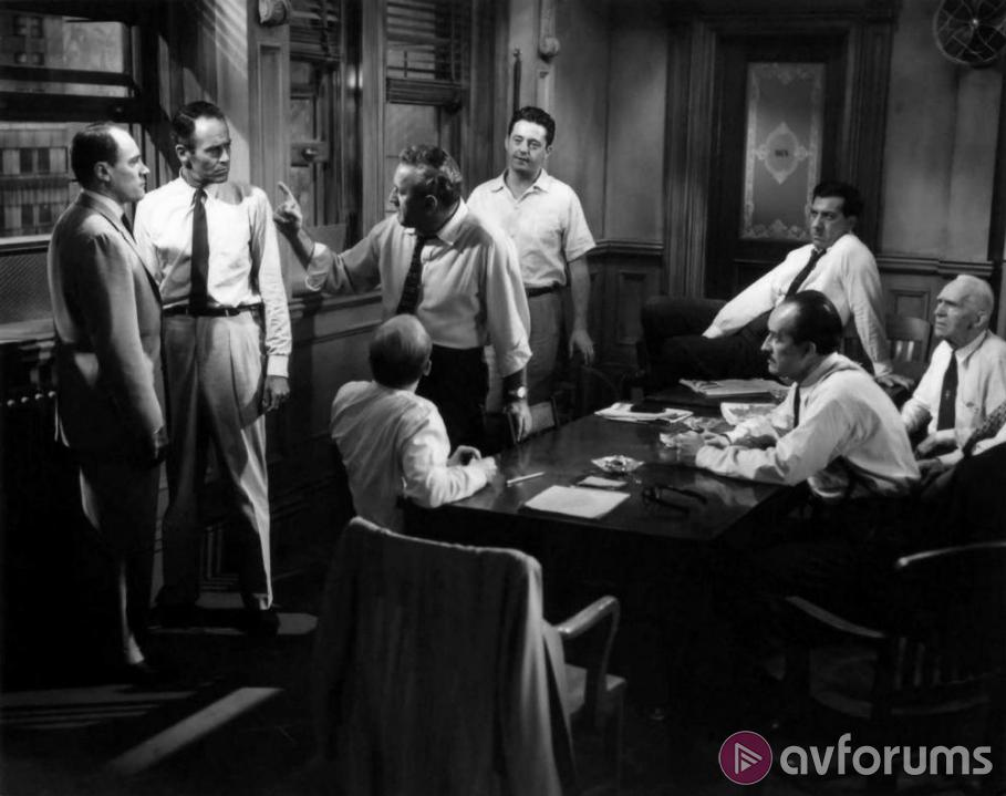 12 Angry Men - Criterion Collection Blu-ray Review