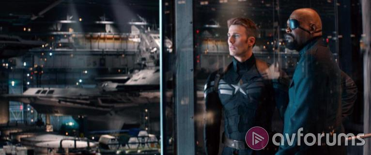 Captain America: The Winter Soldier How Does Captain America: The Winter Soldier 3D Blu-ray Sound