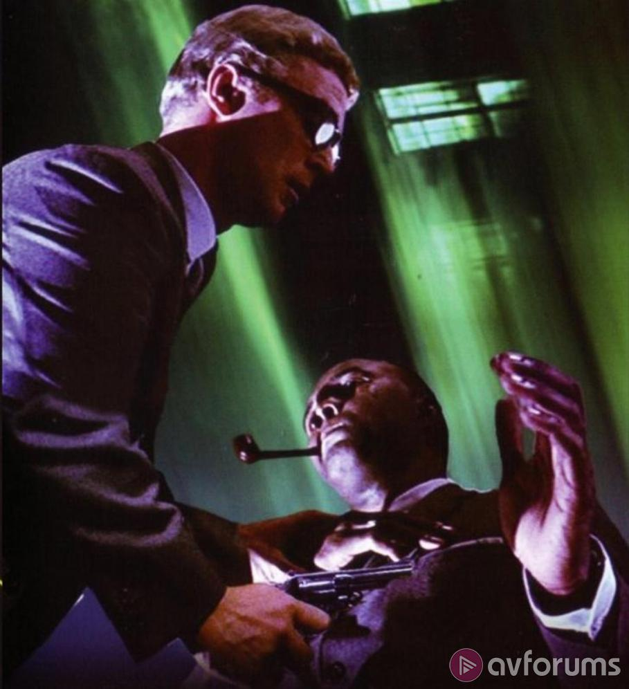 The Ipcress File Blu-ray Review
