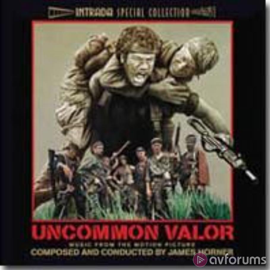 Uncommon Valor - Music From The Motion Picture Soundtrack Review