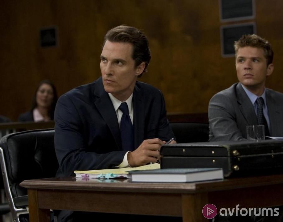 The Lincoln Lawyer Blu-ray Review
