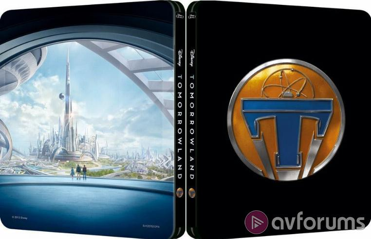 Tomorrowland Steelbook Blu-ray Verdict