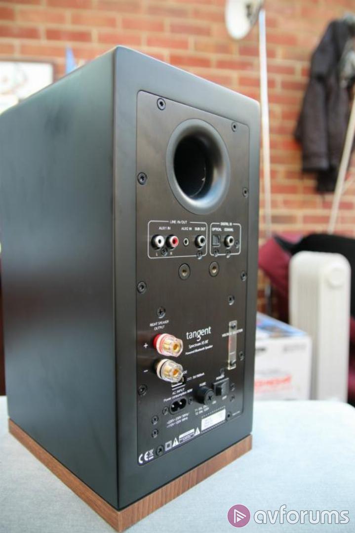 Tangent Spectrum X5 BT Active Speaker Review | AVForums
