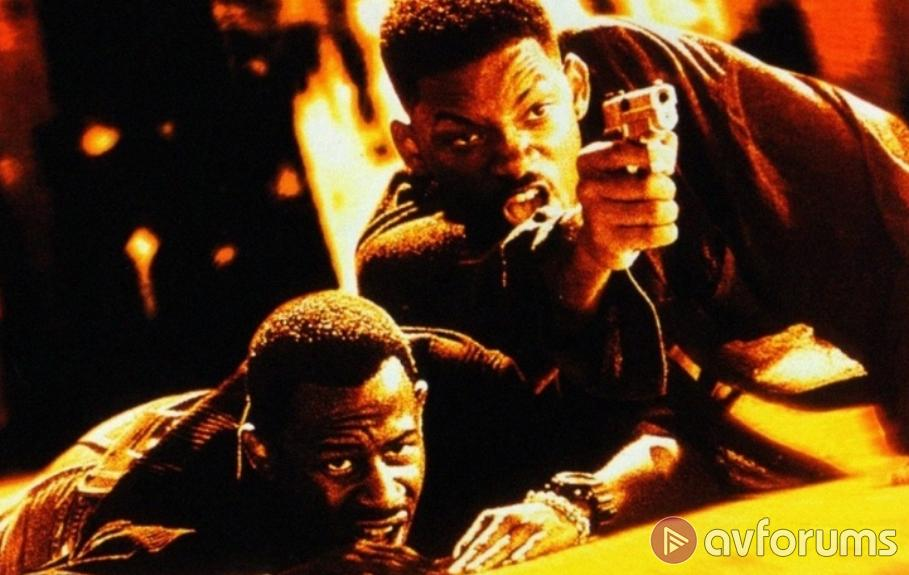Bad Boys 4K Blu-ray Review