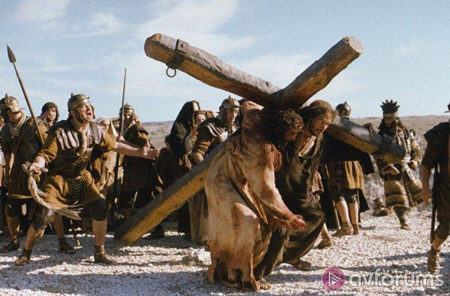 The Passion Of The Christ Blu-ray Review