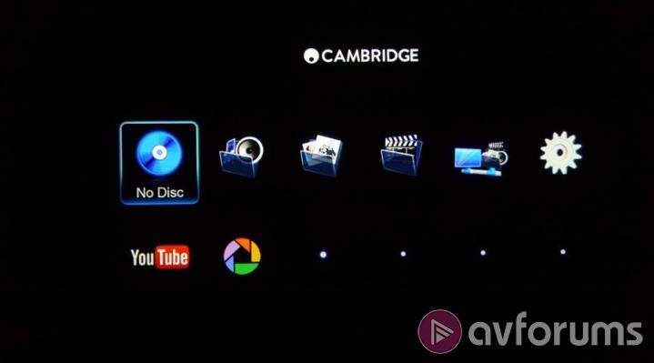 Cambridge Audio CXU Features and Specs