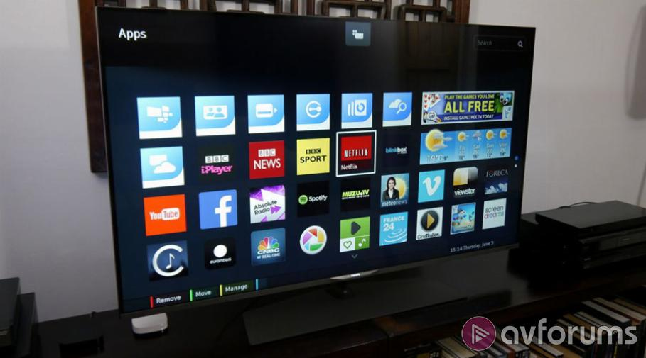 Philips 55PUS7809 4K TV Review