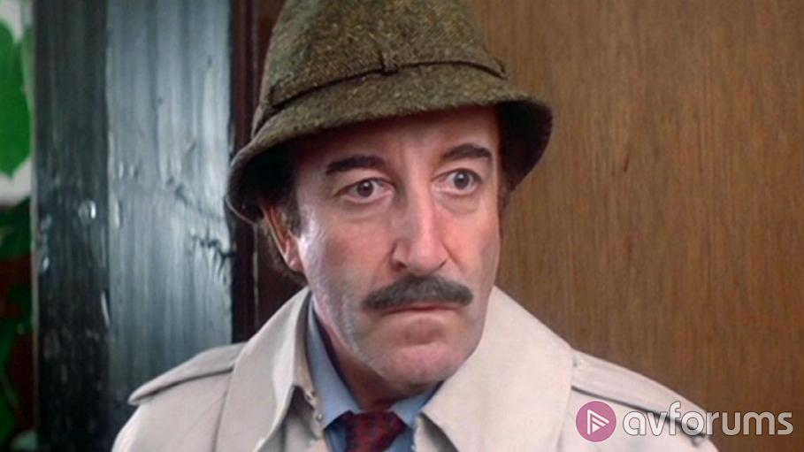 The Return of the Pink Panther Blu-ray Review