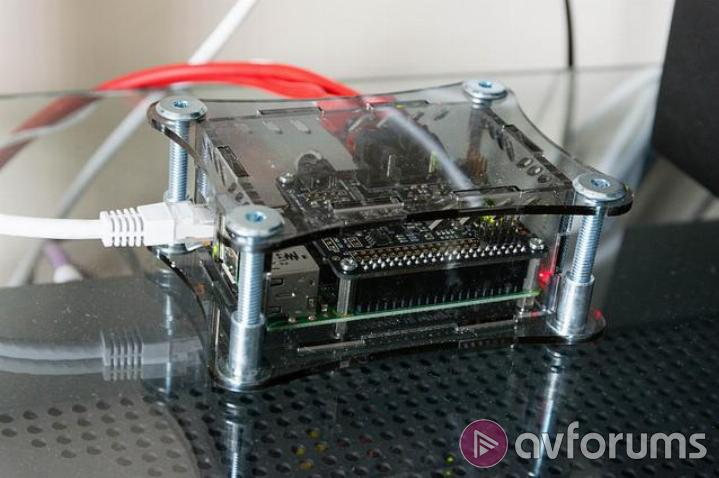From the Forums: How to build a Raspberry Pi Squeezebox Player for £100
