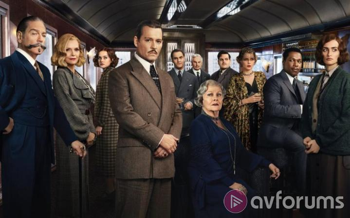 Murder on the Orient Express Ultra HD Blu-ray Verdict