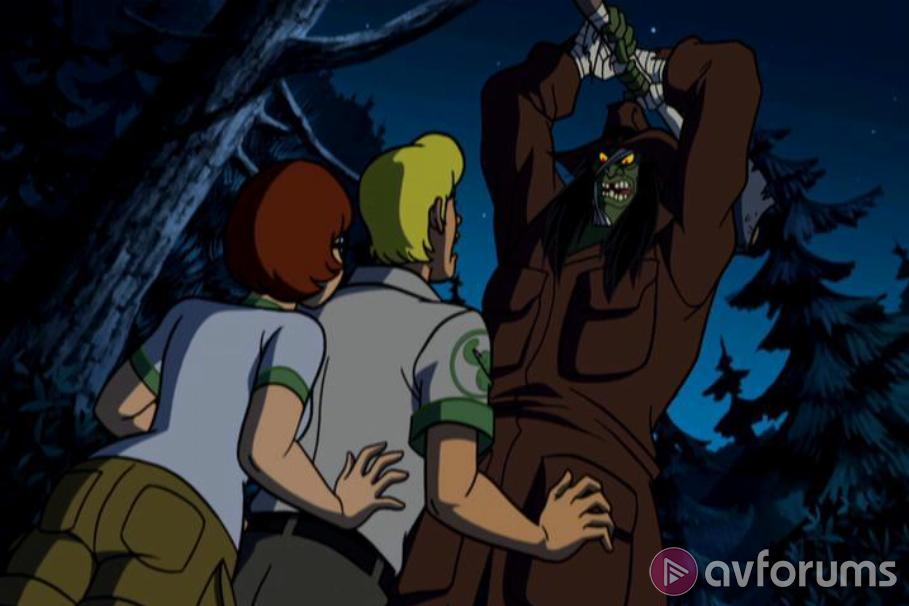 Scooby-Doo! Camp Scare Blu-ray Review