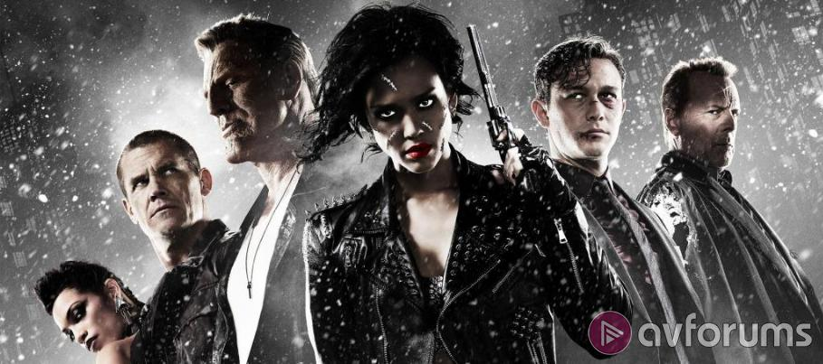 Sin City 2: A Dame to Kill For Blu-ray Review