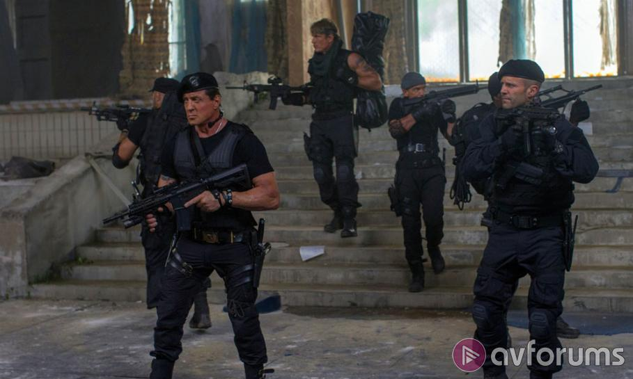 The Expendables 3 Ultra HD Blu-ray Review