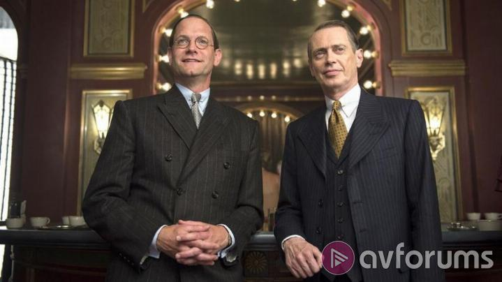Boardwalk Empire - The Complete Fifth Season Blu-ray Picture Quality