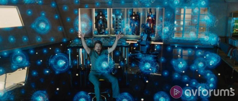 Iron Man 2 Blu-ray Review