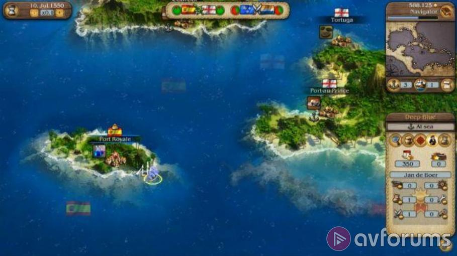 Port Royale 3 PS3 Review