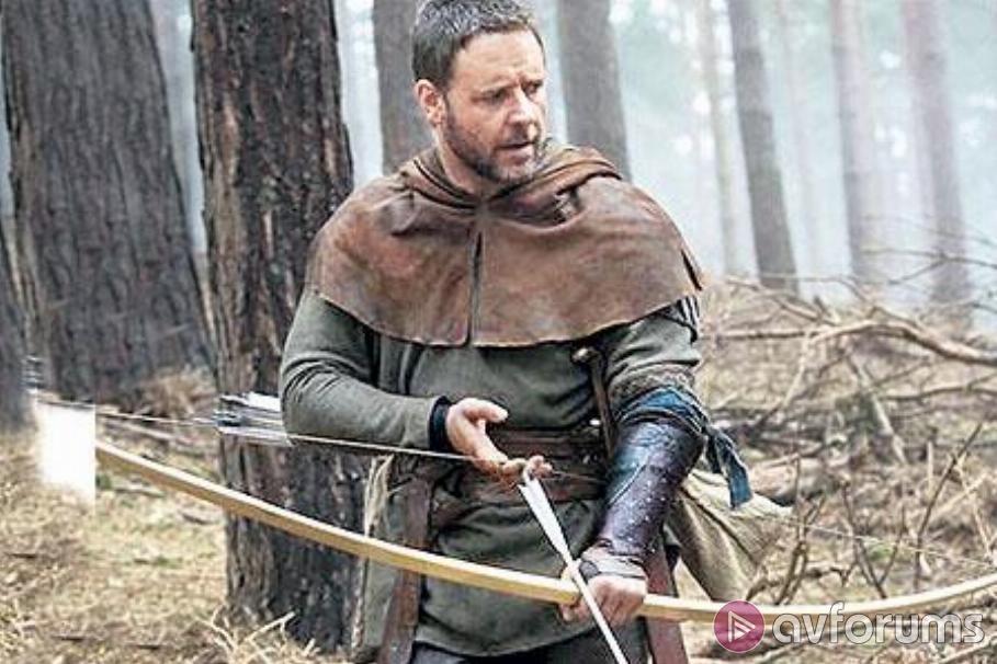 Robin Hood: Unrated Director's Cut Blu-ray Review
