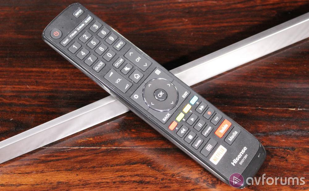 Hisense H65U7AUK Review | AVForums