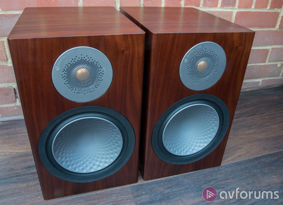Monitor Audio Silver 100 HiFi Speaker Review | AVForums