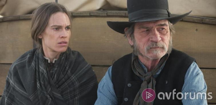 The Homesman Blu-ray Picture Quality