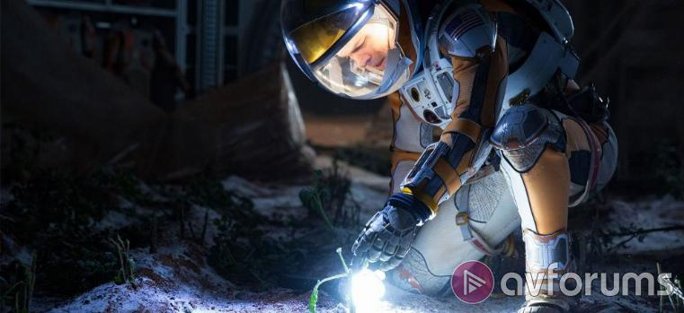 The Martian Blu-ray Verdict