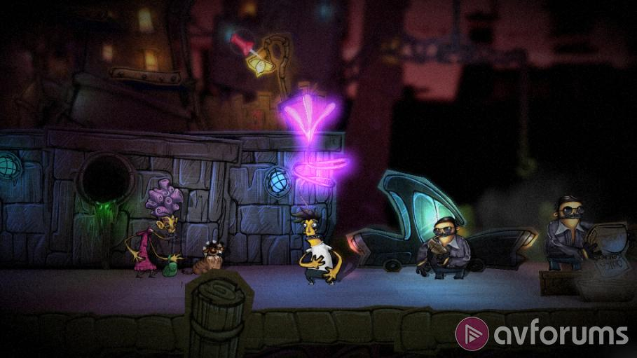 Stick It To The Man! Xbox One Review