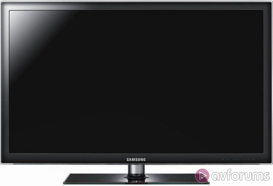 Samsung D5520 (UE-40D5520) LED LCD Smart TV Review