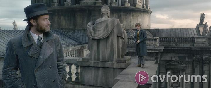 Fantastic Beasts: The Crimes of Grindelwald Fantastic Beasts: The Crimes of Grindelwald 4K Verdict