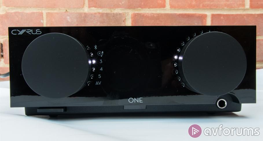 Cyrus Audio ONE Integrated Amplifier Review