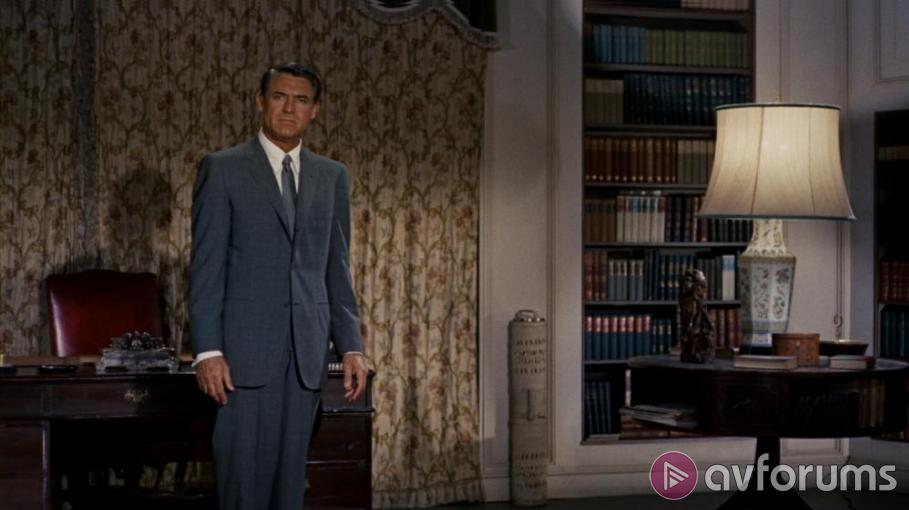 North By Northwest (50th Anniversary Edition Blu-ray Book) Blu-ray Review