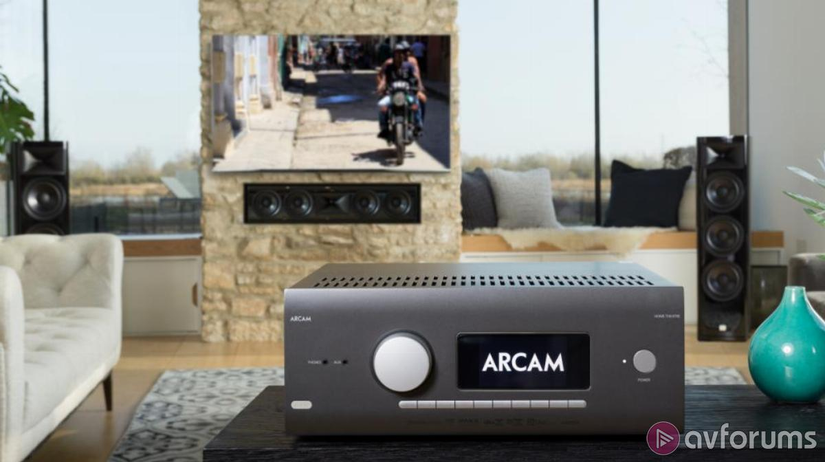 ARCAM and JBL Synthesis announce HDMI 2.1 upgrade for AV models
