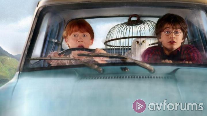 Harry Potter and the Chamber of Secrets Picture Quality