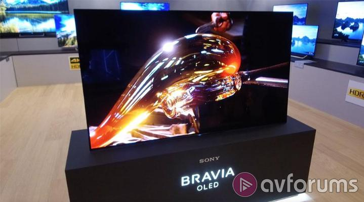 Sony launch A1 XE94 XE93 XE90 XE85 XE80 Ultra HD 4K HDR TVs | AVForums