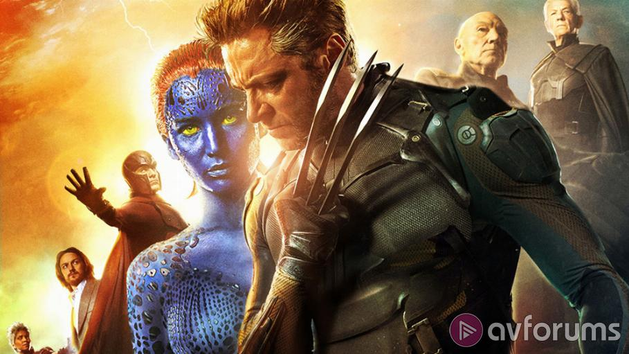 X-Men: Days of Future Past Ultra HD Blu-ray Review