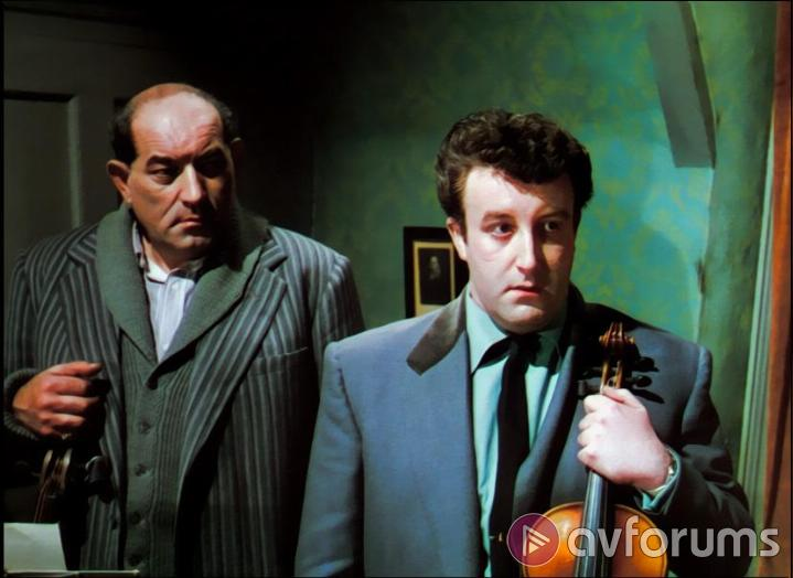 The Ladykillers 60th Anniversary Edition Picture Quality