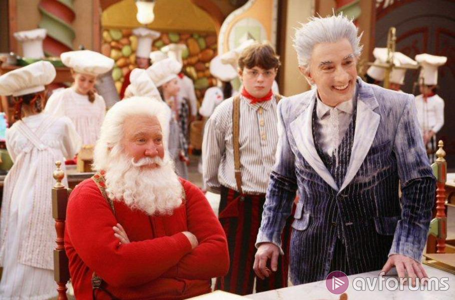 The Santa Clause 3: The Escape Clause Blu-ray Review