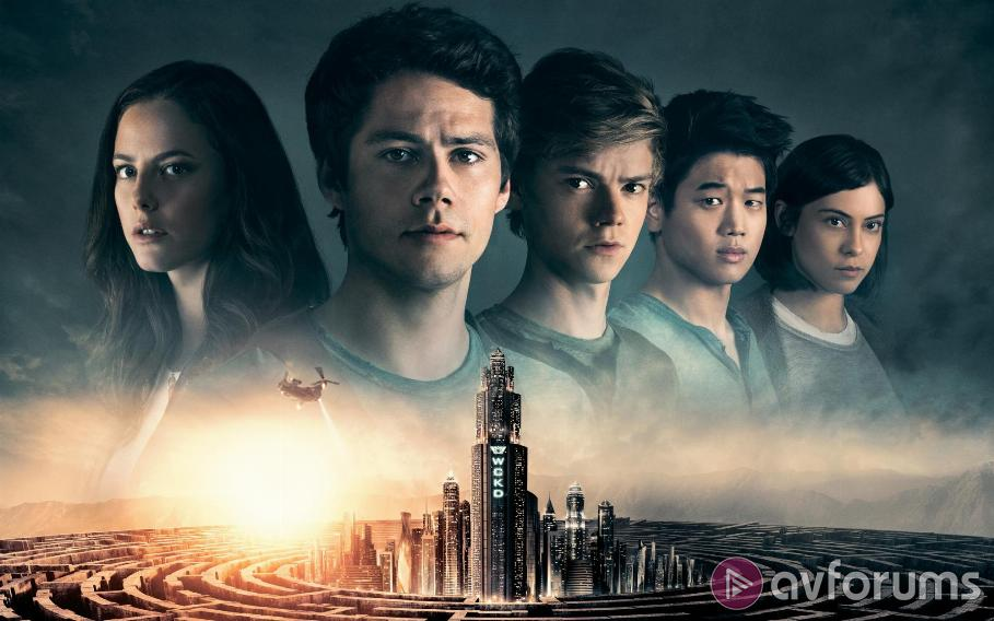 Maze Runner: The Death Cure 4K Ultra HD Blu-ray Review
