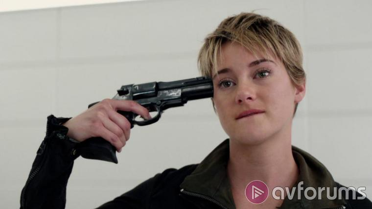 Insurgent Picture Quality