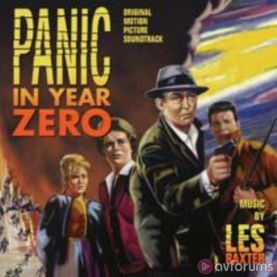 Panic in Year Zero! - Original Motion Picture Soundtrack Soundtrack Review