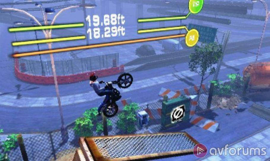 Urban Trial Freestyle 3DS Review