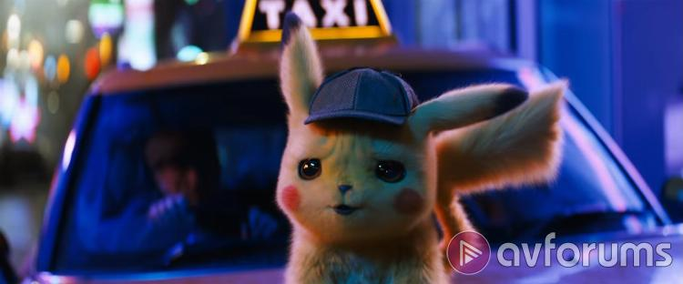 Pokemon Detective Pikachu 4k Blu Ray Review Avforums
