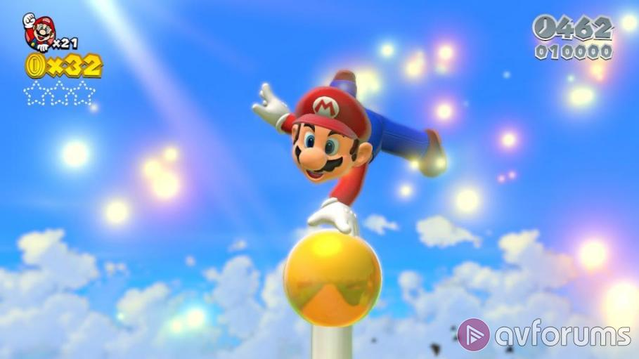 Super Mario 3D World Wii U Review